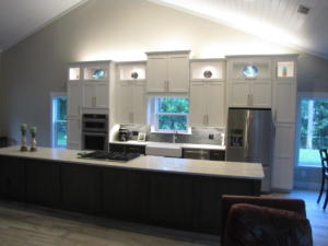Bruce - Full Kitchen View - Oceanside Cabinets Palm Bay
