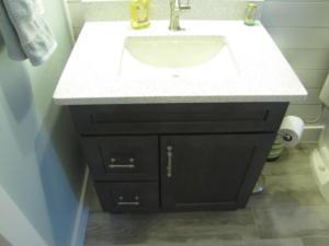 Bruce Bathroom Vanity - Oceanside Cabinets Palm Bay