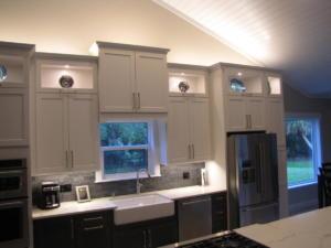 Oceanside Cabinets Palm Bay - Full Kitchen