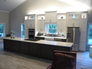Oceanside Cabinets Palm Bay - Full Layout View Bruce Kitchen