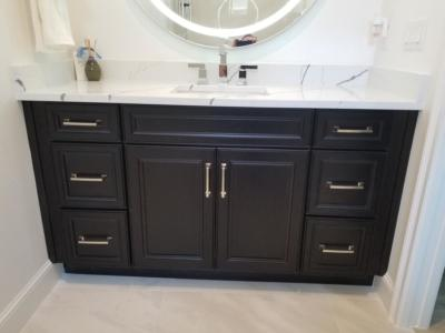 Oceanside Cabinets Bathroom Vanity Cabinet  Melbourne Beach, Florida