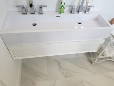Oceanside Cabinets Bathroom Vanity Sink Melbourne Beach, Florida
