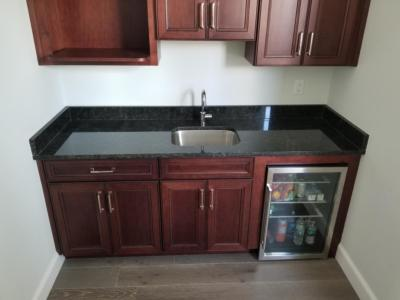 Oceanside Cabinets Cabinets  Melbourne Beach, Florida Lower View