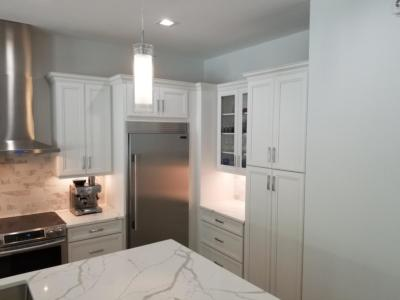 Oceanside Cabinets Kitchen Island Melbourne Beach, Florida from Palm Bay