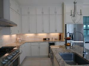Oceanside Cabinets -Spencer Kitchen