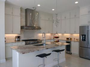 Oceanside Cabinets -Spencer Kitchen Full