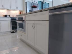 Oceanside Cabinets -Spencer Kitchen Lower View