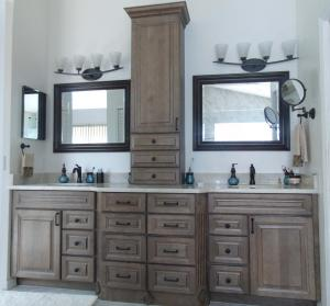 Bathroom Vanity by Oceanside Cabinets LLC Palm Bay