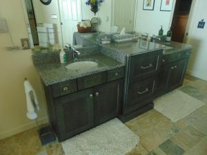 Peschman Bathroom Double Sink Vanity By Oceanside Cabinets Palm Bay
